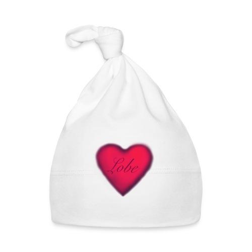 liebe, ist Freundlichkeit zwischen den Menschen - Baby Mütze