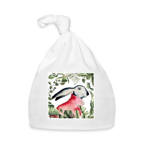 Osterhase im Dschungel - Baby Mütze