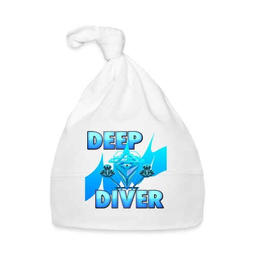Deep Diver, Ocean Diamond. - Baby Cap