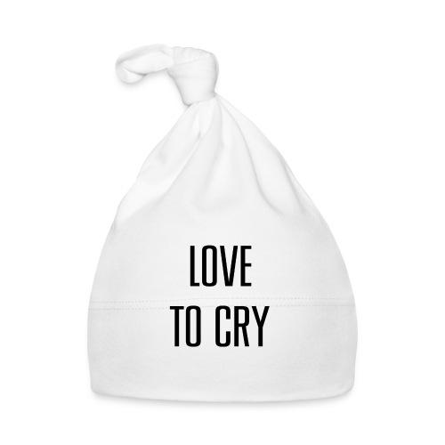 love to cry - Bonnet Bébé