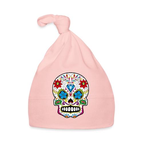 skull5 - Cappellino neonato