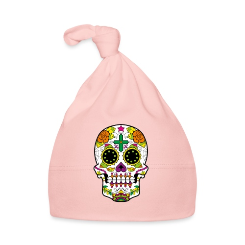 skull4 - Cappellino neonato