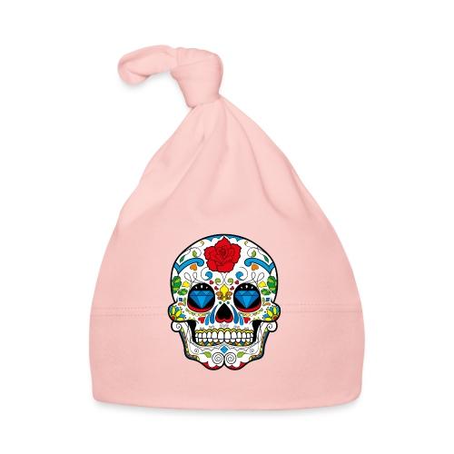 skull2 - Cappellino neonato