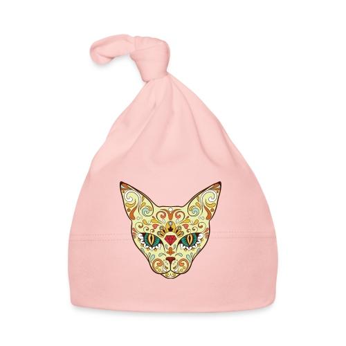 Skull Cat - Cappellino neonato