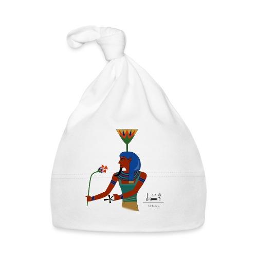 Nefertem I altägyptische Gottheit - Baby Mütze