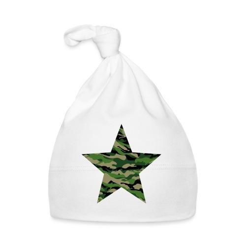 CamouflageStern - Baby Mütze