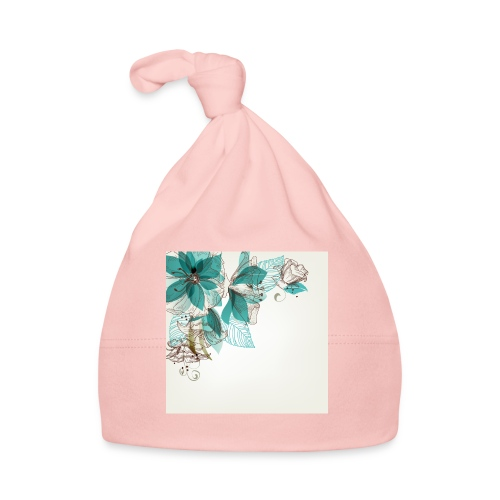 Tropical Flora - Baby Cap
