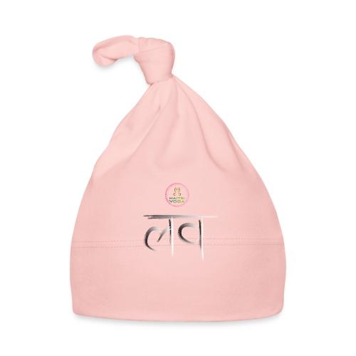 LOVE Sanskrit MaitriYoga - Bonnet Bébé