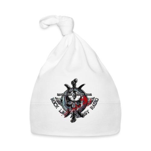 Blood Skull Logo - Babymössa