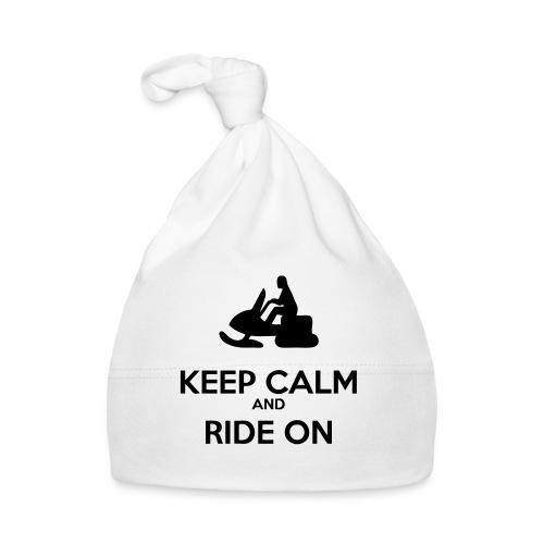 Keep Calm Sled - Babymössa