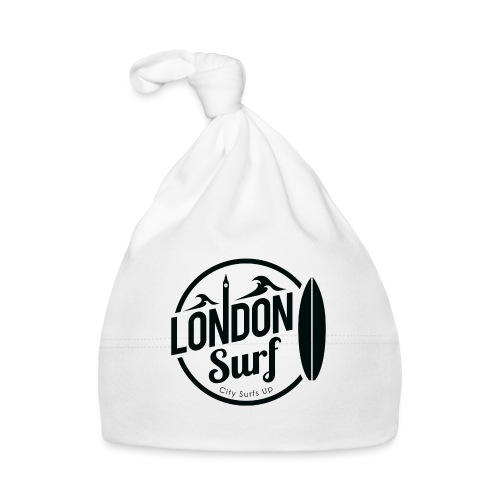 London Surf - Black - Baby Cap