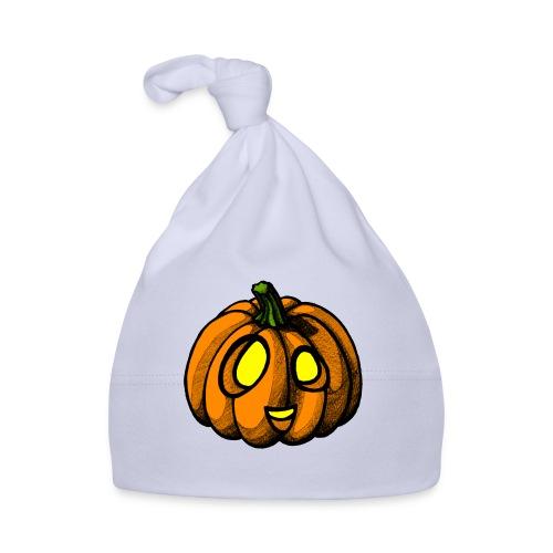 Pumpkin Halloween scribblesirii - Baby Cap