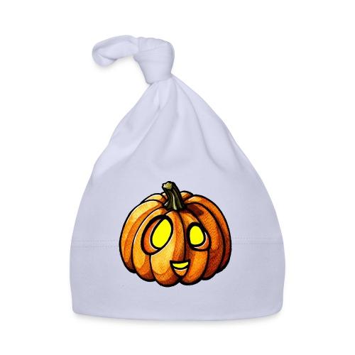 Pumpkin Halloween watercolor scribblesirii - Vauvan myssy