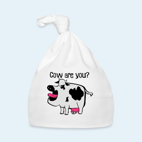 Cow are you? - Gorro bebé