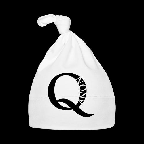 Q Anon Q-Anon Original Logo - Baby Mütze
