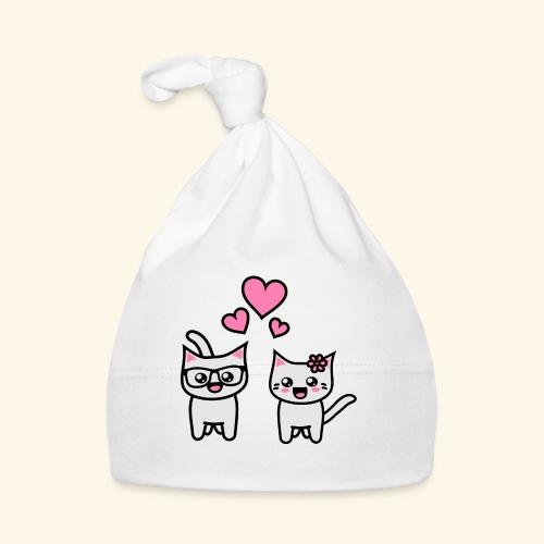 Kawaii Kittehs Valentines - Baby Mütze