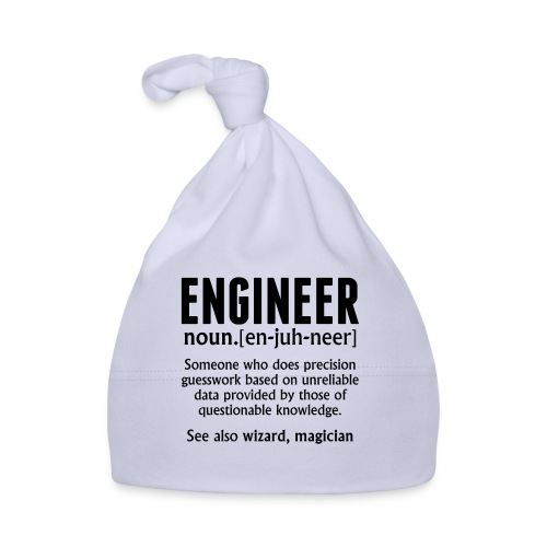 ENGINEER - Baby Cap