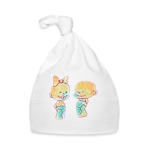 Bambini innamorati - Cappellino neonato