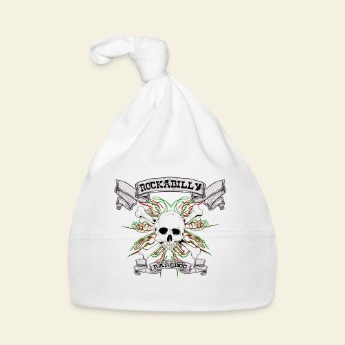 Rockabilly Raredog Skull - Babyhue