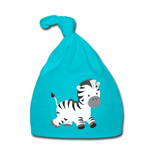 Zebra - Baby Mütze