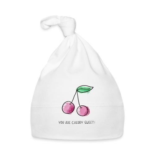 Fruit Puns n°1 Cherry Sweet - Baby Mütze