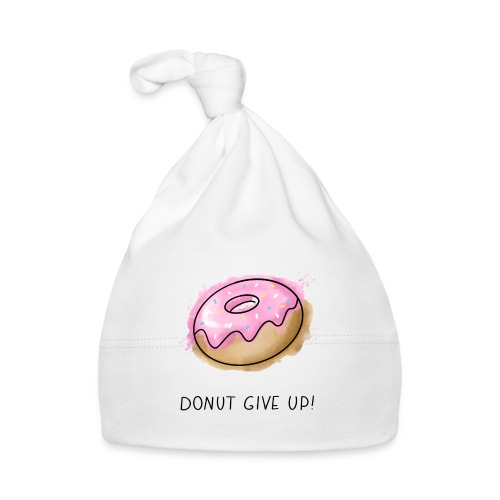 Fruit Puns n°1 Donut give up - Baby Mütze