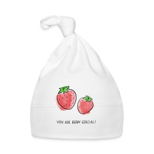 Fruit Puns n°1 Berry Special - Baby Mütze