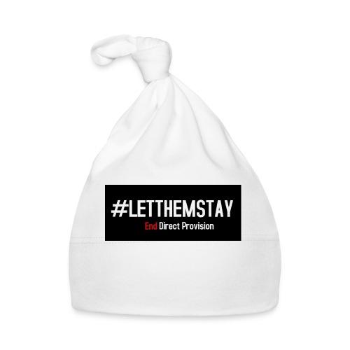 #letthemstay - Baby Cap
