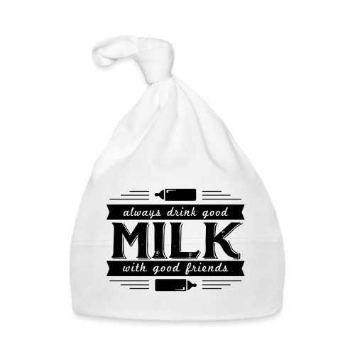 Drink Milk 1 - Baby Mütze