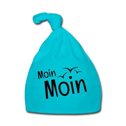 Moin Moin mit Möwen - Baby Mütze