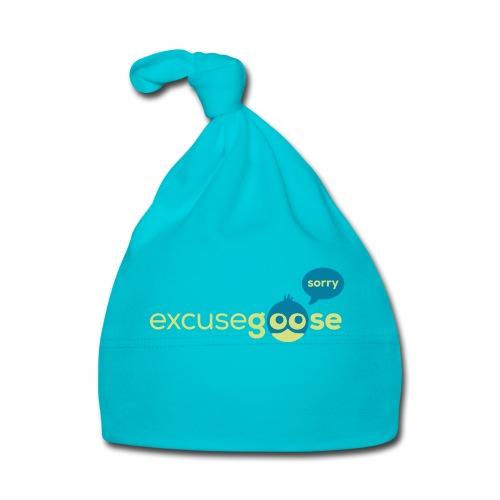 excusegoose 01 - Baby Mütze