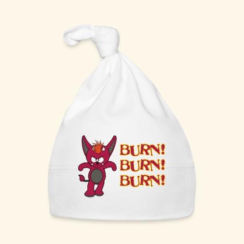 Zwergflammelfe - Burn! Burn! Burn! - Baby Mütze
