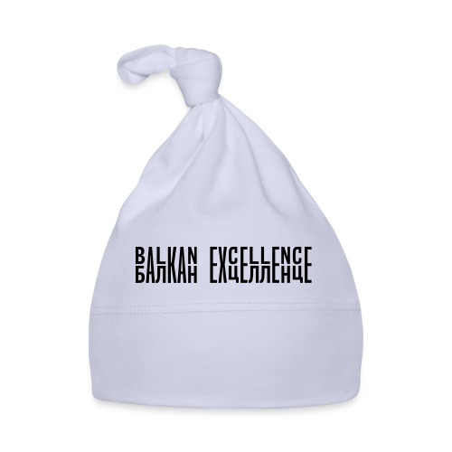 Balkan eXellence horizontal - Baby Cap