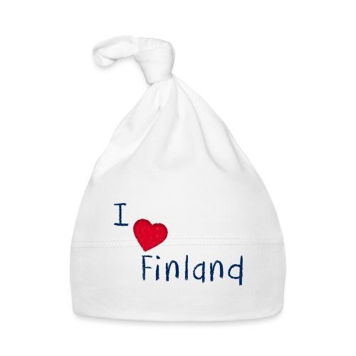 I Love Finland - Vauvan myssy