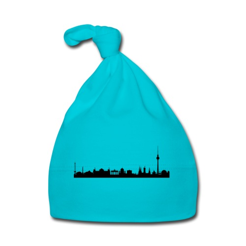 berlin skyline - Baby Mütze