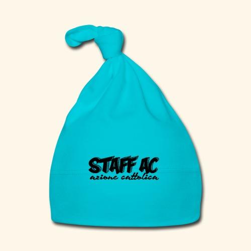 staffACnero - Cappellino neonato