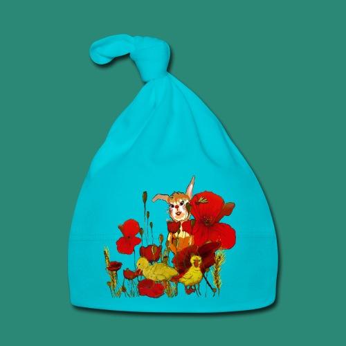 der Hase im Feld - Baby Mütze