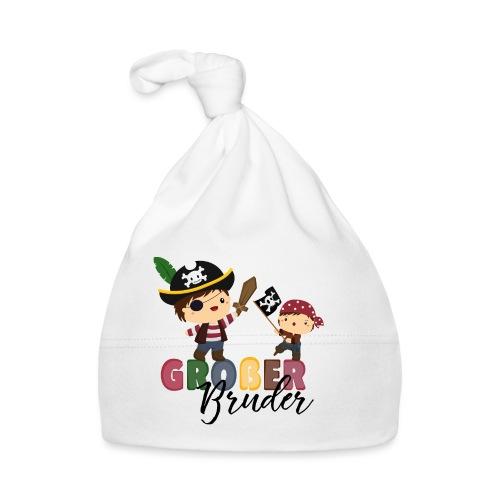 Großer Bruder Piraten - Baby Mütze