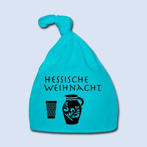 Hessische Weihnachten - Baby Mütze
