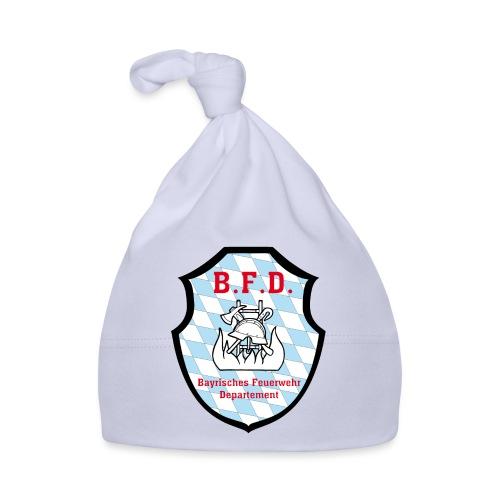 Inoffizielles bayrisches Feuerwehrabzeichen - Baby Mütze