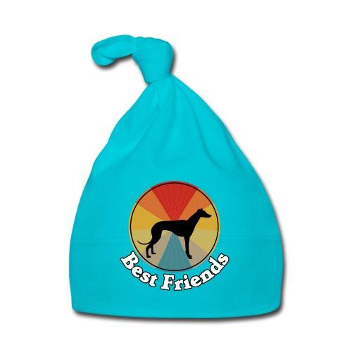 Best Friends - Ich liebe Hunde   Windhunde - Baby Mütze