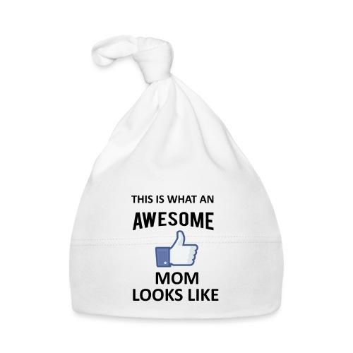 Awesome Mom - Baby Mütze