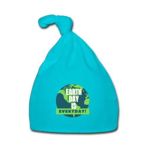 Earth Day is Everyday - Baby Cap