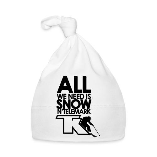 All we need is snow'n telemark - Bonnet Bébé