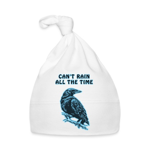 Cyan Crow - Can't Rain All The Time - Baby Cap