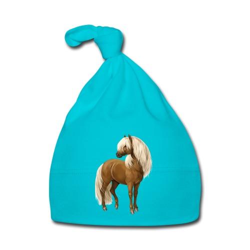 Pony Hengst - Baby Mütze