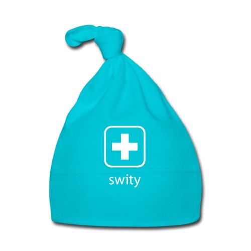 Schweizerkreuz-Kappe (swity) - Baby Mütze