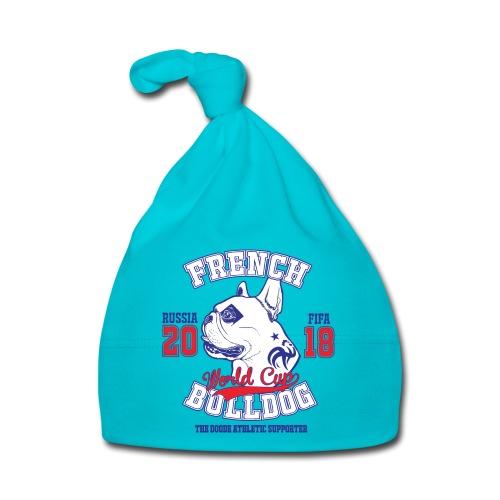 World Cup 2018 French Bulldog supporters - Bonnet Bébé