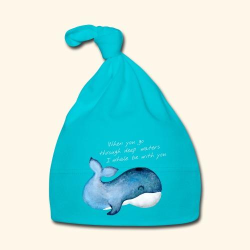 Whale deep waters - Baby Mütze