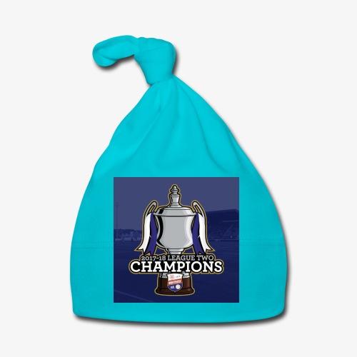 MFC Champions 2017/18 - Baby Cap